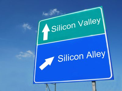 SILICON VALLEY-SILICON ALLEY