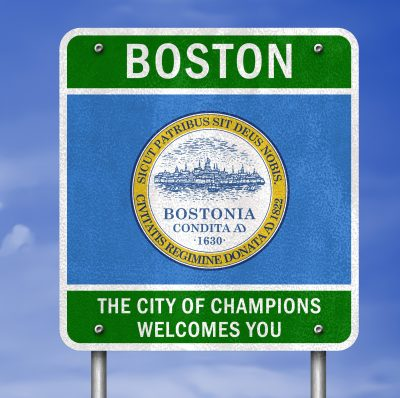 Startup in Boston