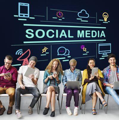 Professional social media profile