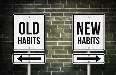 Professional Behavior Changes
