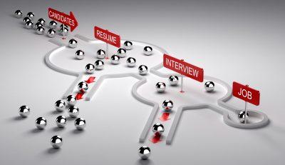 Company's hiring process