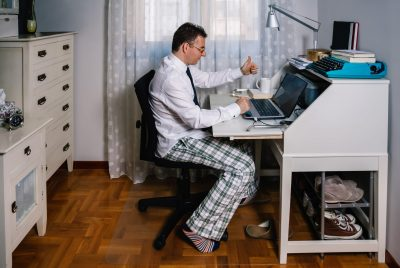 Future of Work Telecommuting 2020