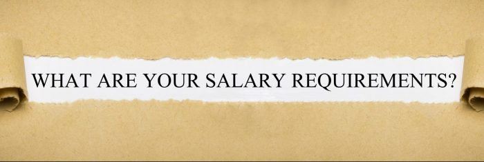IT Salary Negotiation